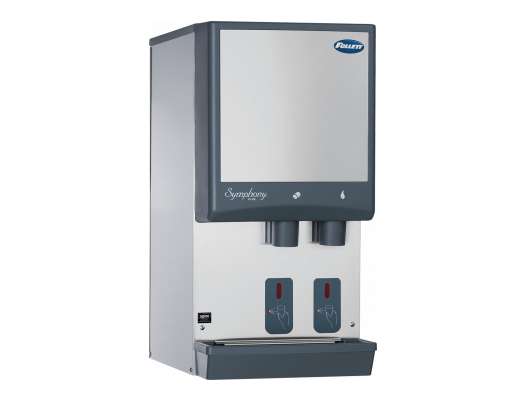 Symphony Plus 12 Series countertop ice and water dispenser