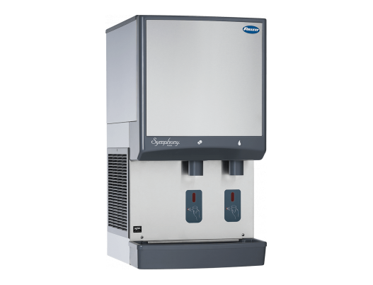 Symphony Plus 25 and 50 Series countertop ice and water dispenser